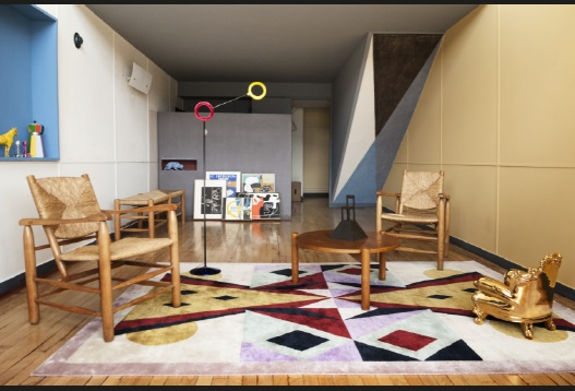 Le Corbusier APT in France. (World Heritage)